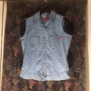 No excuses cotton vest